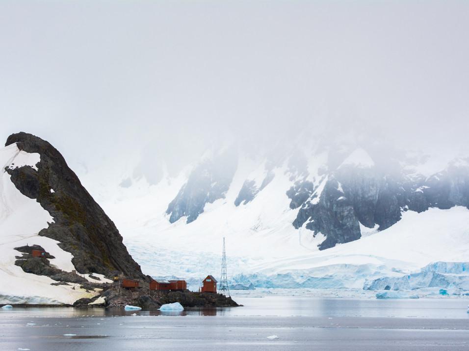 Almirante Brown base, Antarctica