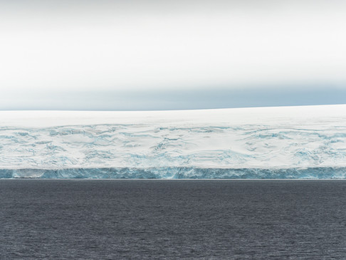 Antarctic rule of thirds