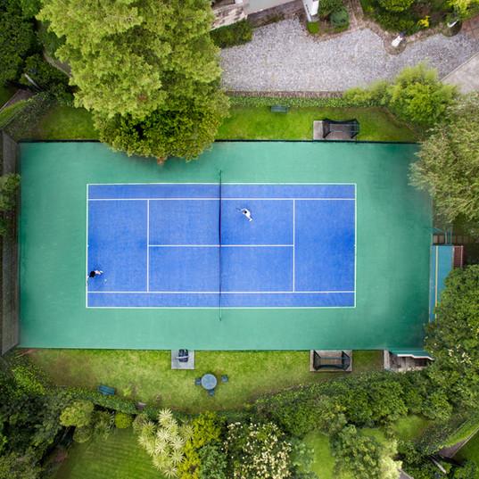 für Tennisspieler: funktionelles Training, Koordination und Gleichgewicht, Schlagkraft, Kraftausdauer, Schnelligkeit