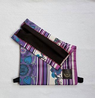 Turnbeutel Orient Lila-Violet