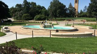 ISU Memorial Union Fountain Renovation