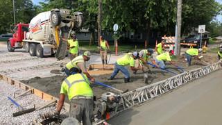 East Street Pavement Improvements
