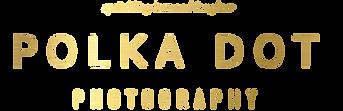 Polka Dot Logo gold.png