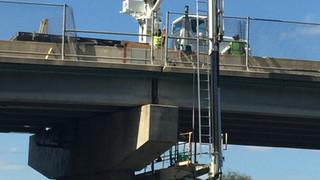 Benton County Deck Joint Repairs