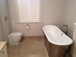 Freshwater Plumbing - Bathroom reno7