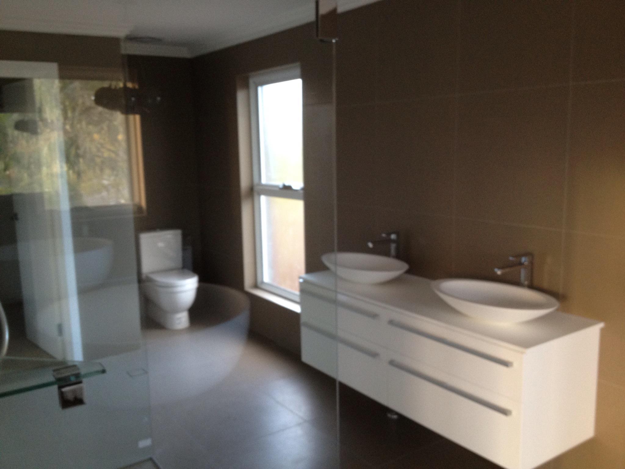Freshwater Plumbing - Bathroom reno2