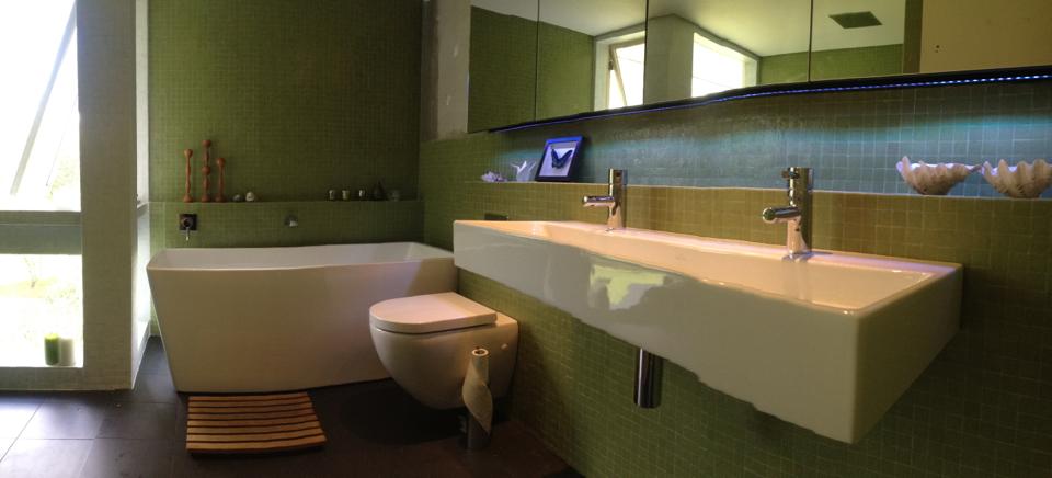 Freshwater Plumbing - Bathroom reno8