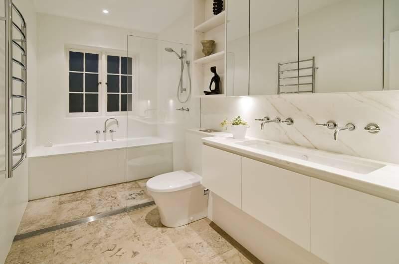 Freshwater Plumbing - Bathroom ren11