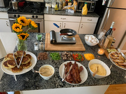Personal Chef-Father's Day Brunch