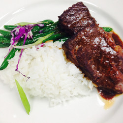 Braised Asian Beef Short Ribs