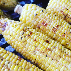 Grilled Butter Sweet Corn