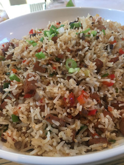 Basmati Dirty Fried Rice