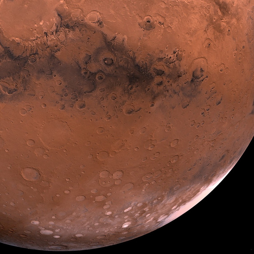 Roberta Parnell: NASA Mission to Mars