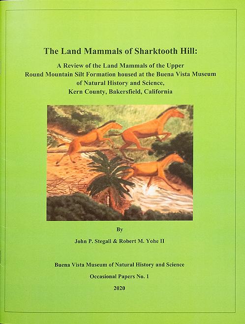 The Land Mammals of Sharktooth Hill