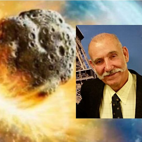Meet the Expert, Geology and Hollywood: Dr. Gregg Wilkerson FREE VIRTUAL EVENT