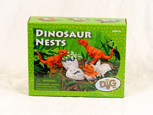 Dinosaur Nest Kit