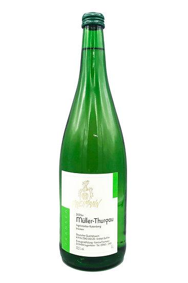 Müller-Thurgau trocken 2020