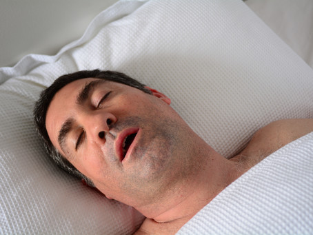 How to stop mouth-breathing in your sleep