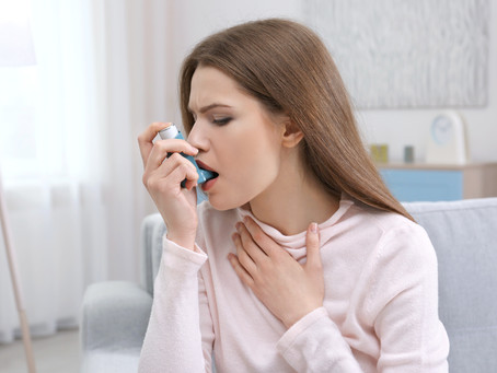 Here are 4 tips to help women manage their asthma