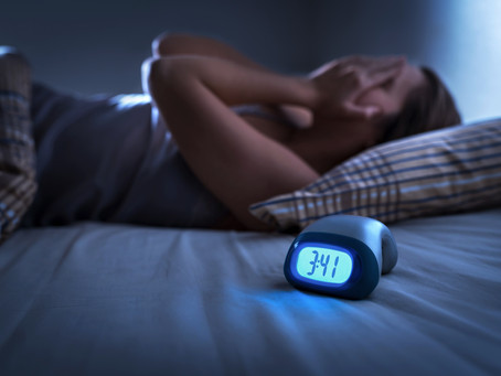 6 reasons you're waking up in the middle of the night