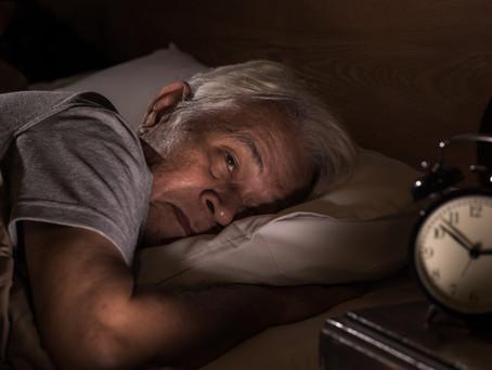 Sleeping well with lockdown anxiety