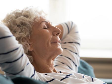 Better sleep makes us happier