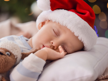 Helping your kids get to sleep on Christmas Eve (5 tips)