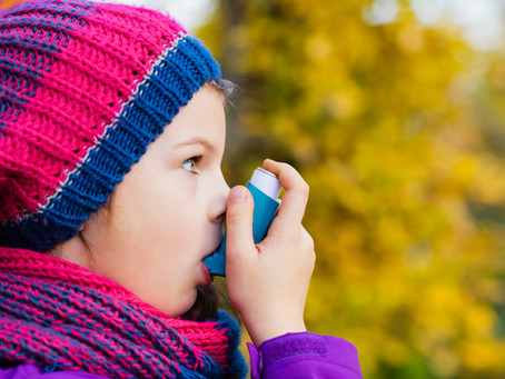 This is how to manage your child's asthma (5 tips)