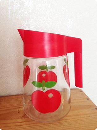 """Pichet Henkel à pommes rouges """"Waterloo"""""""