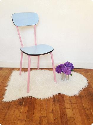 """Chaise en formica pastel """"La Havane"""""""
