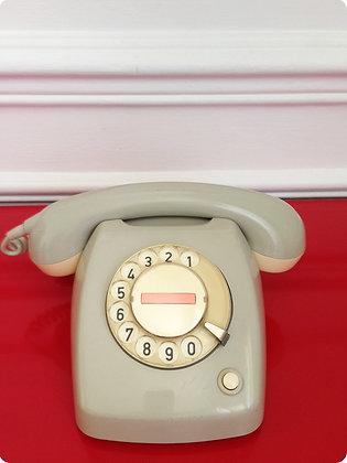"""Téléphone à cadran rotatif """"Tilburg"""""""