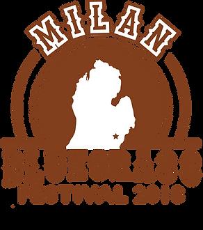 KC Campground, Milan. Host of Milan Bluegrass Festival