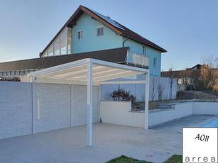 Terrassendach Heatstop