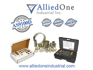 AlliedOne AS9100D Certified and more