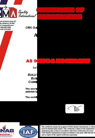 A5070 AlliedOne Certificate Rev.png