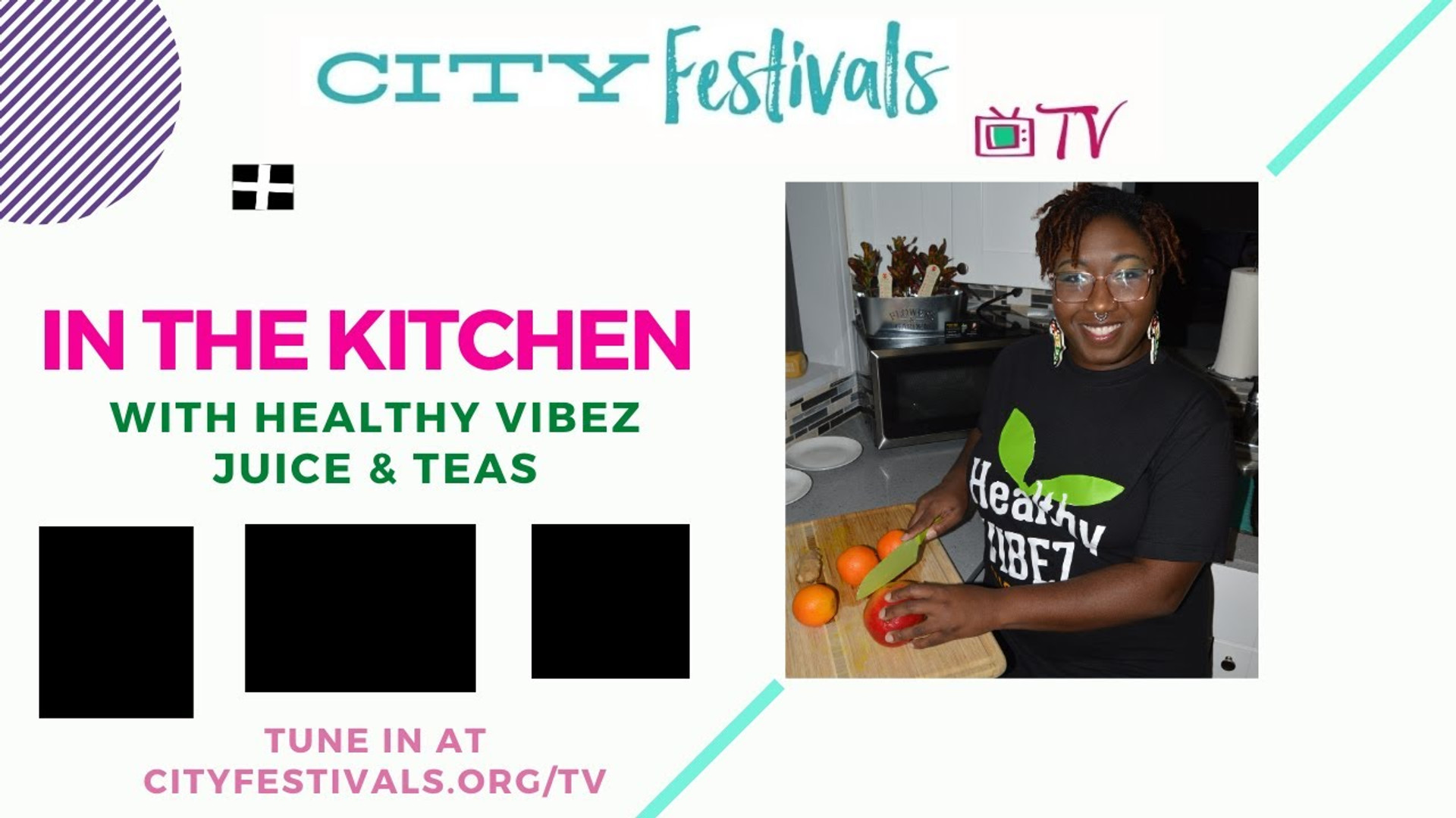 City Festivals: In The Kitchen