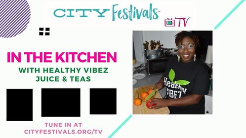 City Festivals: In The Kitchen
