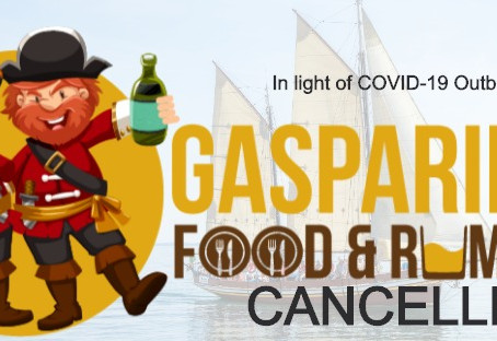 Gasparilla Food & Rum Festival - postponed to 2021 in consideration of COVID-19 outbreak!