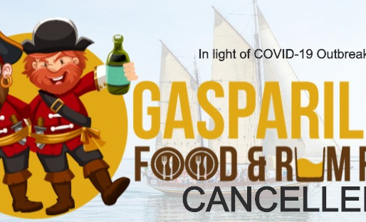 Gasparilla Food & Rum Festival - postponed to 2021 in consideration of COVID-19 outbreak!