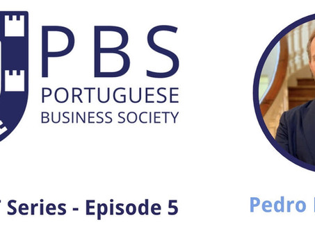 PBS CONNECT Series - Episode 5, with Pedro Magalhães