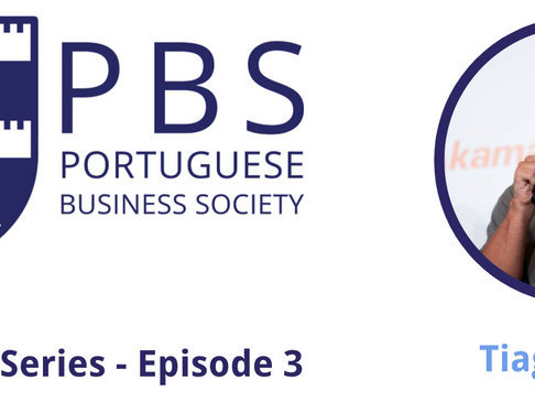 PBS CONNECT Series - Episode 3 with Tiago Costa Alves