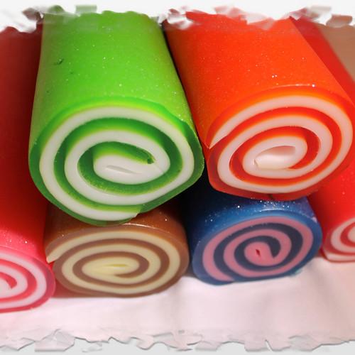 Soap Gateaux Cake Slices Uk