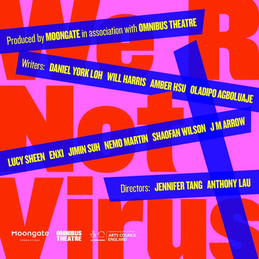 #WERNOTVIRUS by Moongate Productions