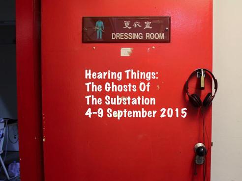 The Substation : Hearing Things