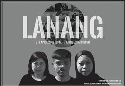 LANANG by Hafidz Rahman for Hatch Theatrics