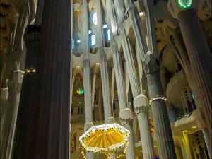 2013-11 Sagrada Familia Church (Barcelon