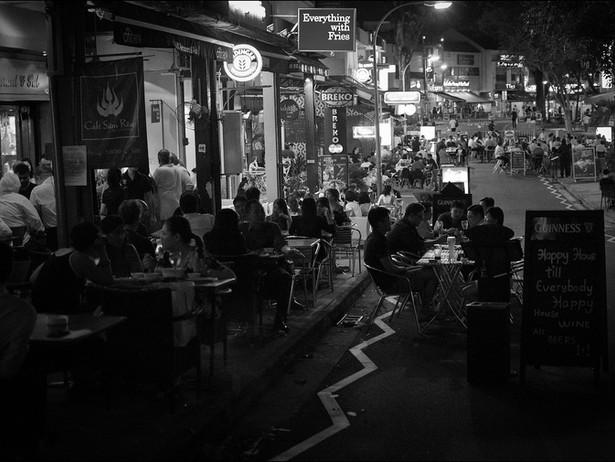 2015-01 Holland Valley(Singapore) BW.jpg