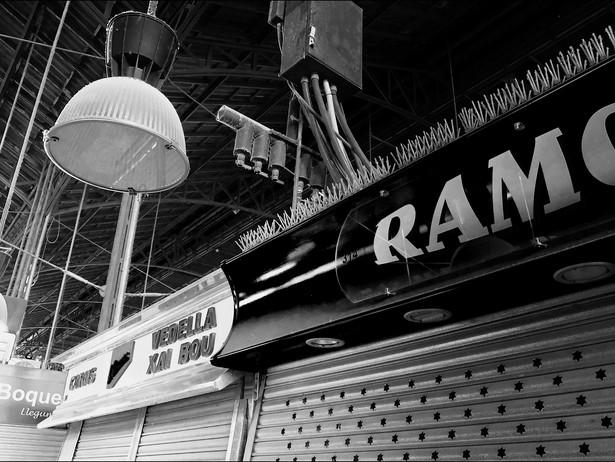 2013-11 Ramo (Barcelona) BW.jpg