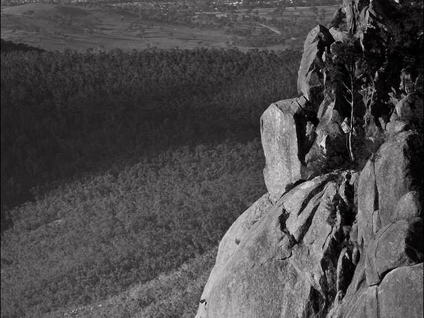 2014-07 Booroomba Climber (Near Canberra