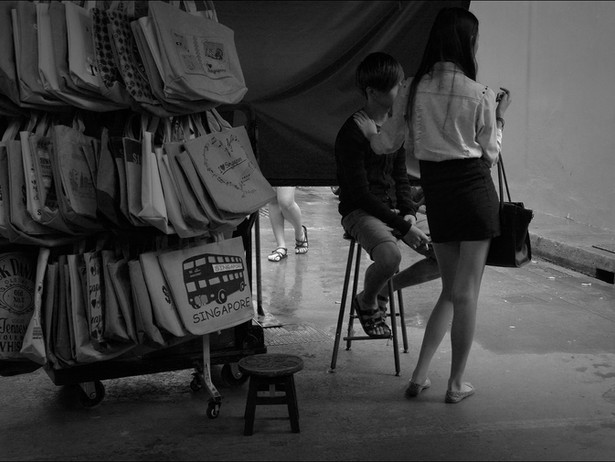 2015-01 Young Couple BW.jpg